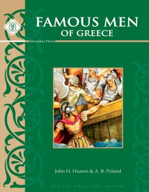 Famous Men of Greece Text