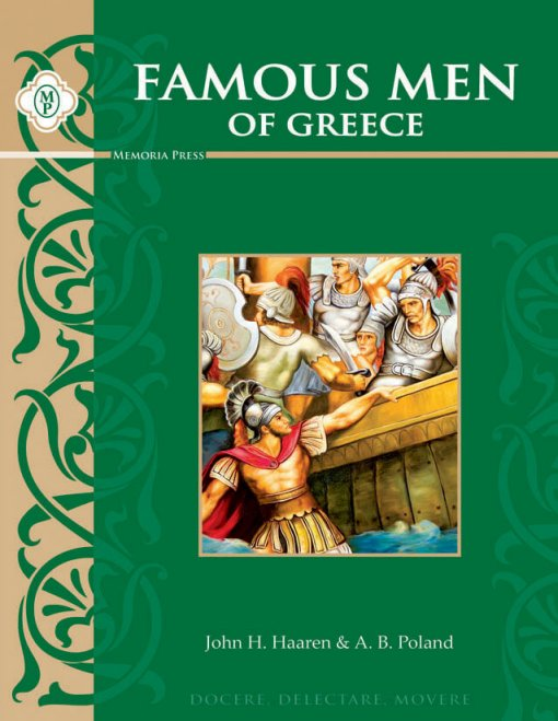 Famous Men of Greece Text