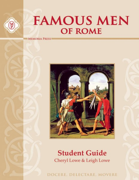 Famous Men of Rome Student Guide