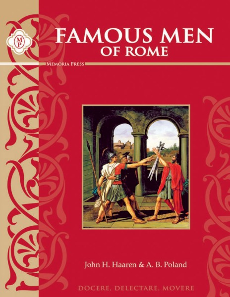 Famous Men of Rome Text