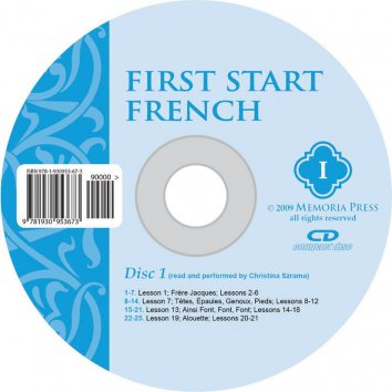 First Start French I CD