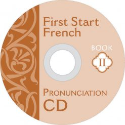 First Start French II CD