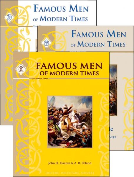 Famous Men of Modern Times (vertical)