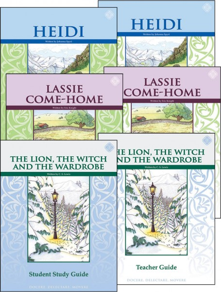 Fifth Grade Literature Guide Set