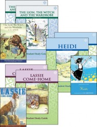 Fifth Grade Literature Guide Set (vertical)