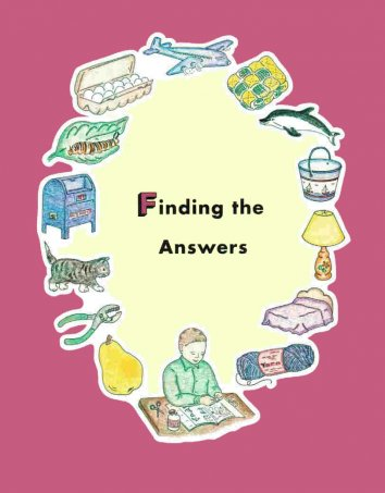 Finding the Answers
