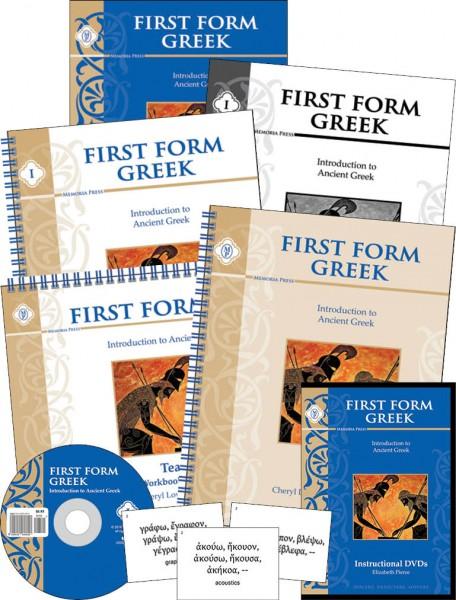 First Form Greek Complete Set