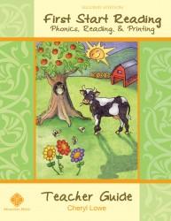 First-Start-Reading-Teacher-2nd-Edition