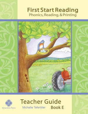 First Start Reading Book E Teacher