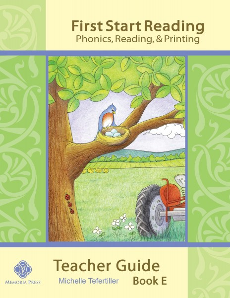 First-Start-Reading_E Teacher