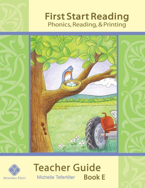 First Start Reading Book E Teacher