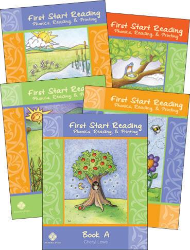 First-Start-Reading_Student Set