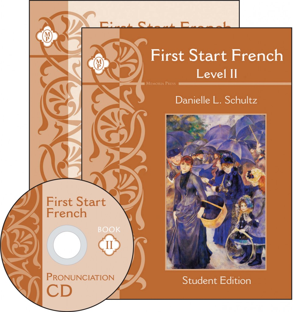 first start french ii set