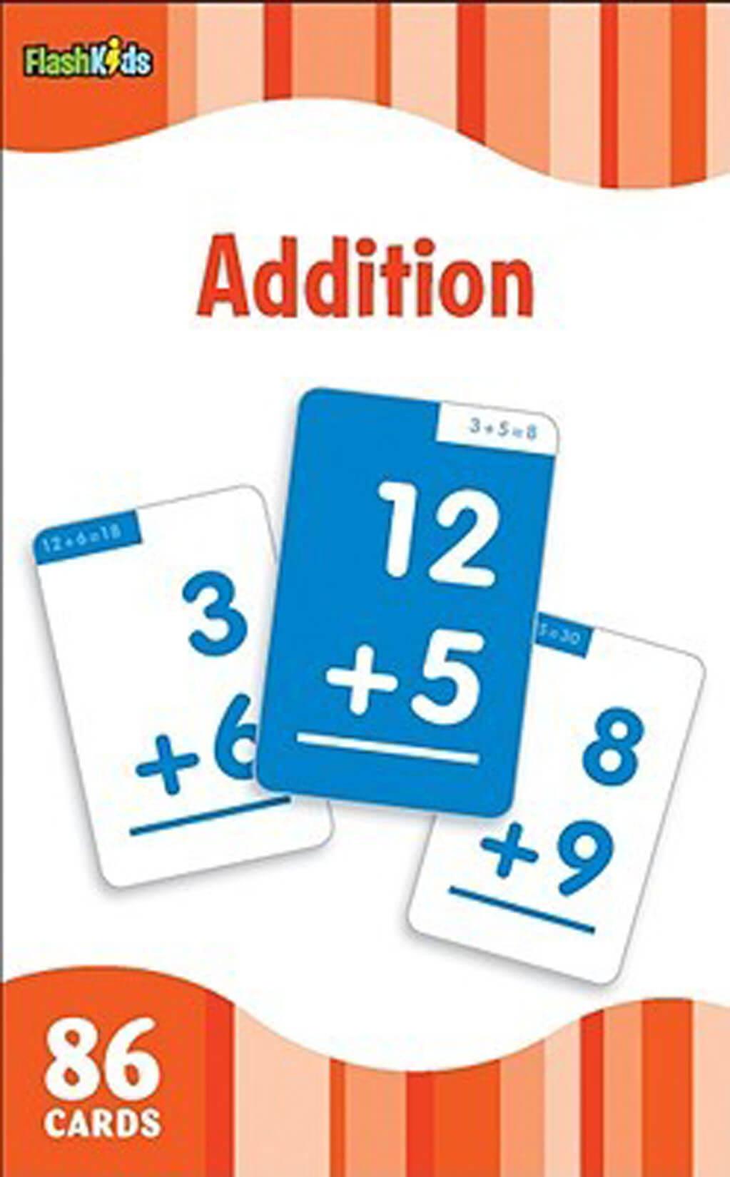 Addition Flashcards