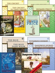 Fourth Grade Literature Guide Set (vertical)