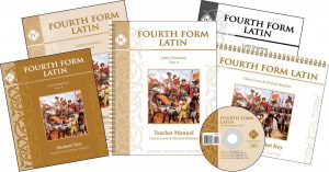 Fourth Form Latin Basic Set