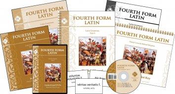 Fourth Form Latin Complete Set