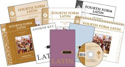 Fourth Form Latin + Henle I Text Set