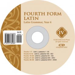 Fourth Form Latin Pronunciation CD