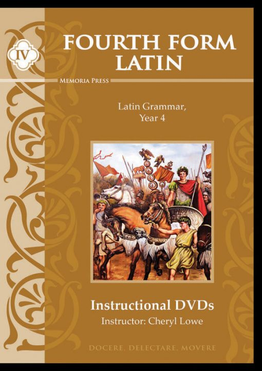 Fourth Form Latin Instructional DVDs