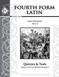 Fourth Form Latin Quizzes & Tests