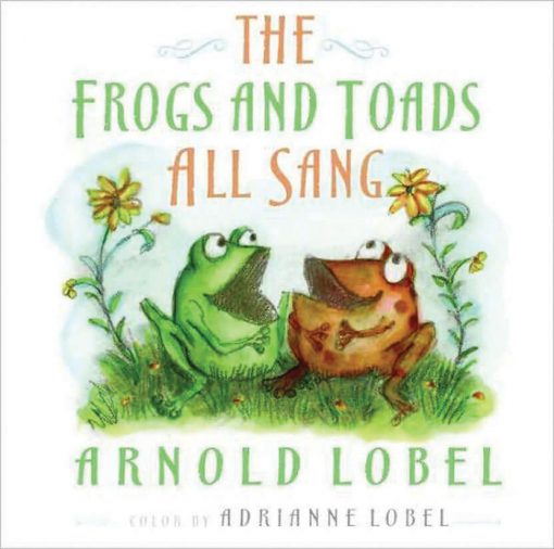 The Frogs and Toads All Sang