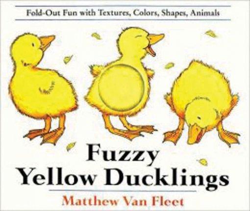Fuzzy-Yellow-Ducklings