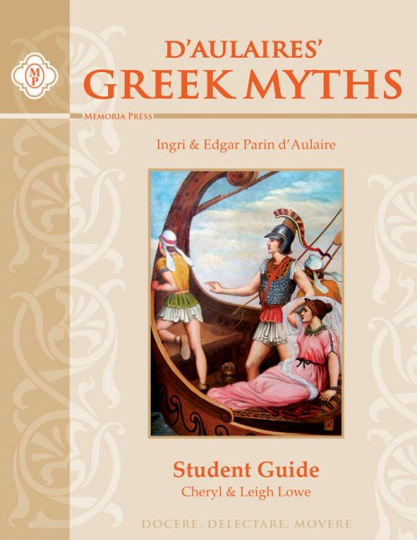 D'Aulaires' Greek Myths Student Guide