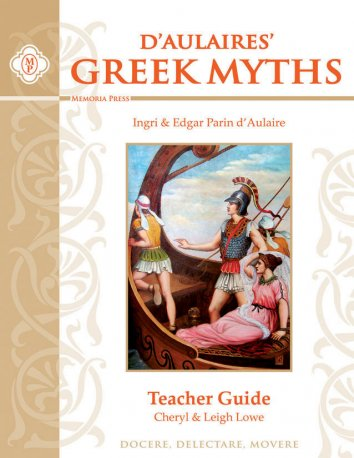 D'Aulaires' Greek Myths Teacher Guide