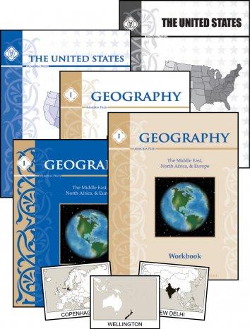 Geography I Set