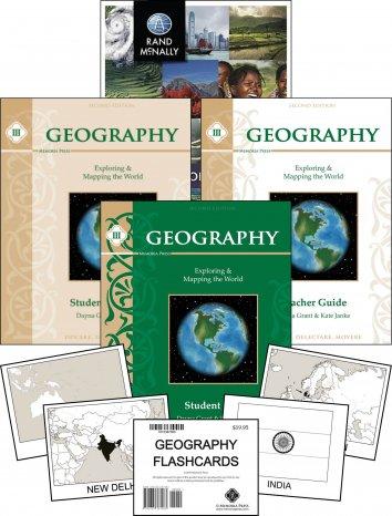 Geography III Set