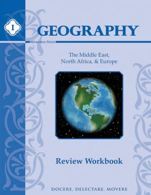 Geography I Review Workbook
