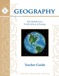Geography I Teacher Guide