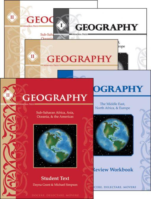Geography II Set
