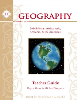 Geography II Teacher Guide
