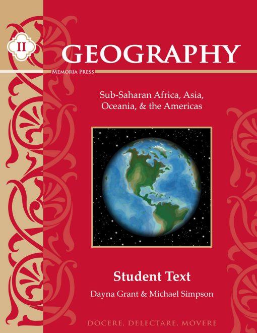 Geography II: Sub-Saharan Africa, Asia, Oceania, & the Americas