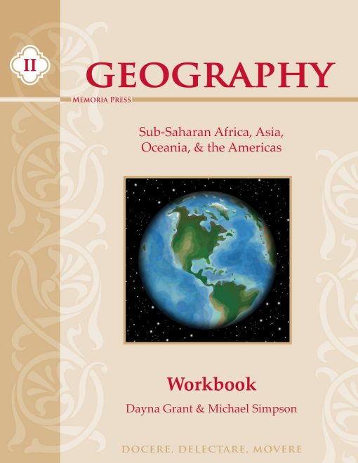 Geography II Workbook