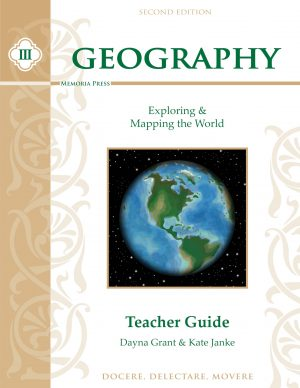 Geography III Teacher Guide