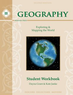 Geography III Student Workbook