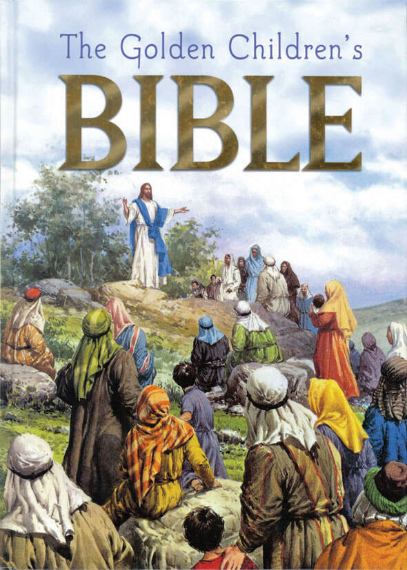 the golden children u0026 39 s bible