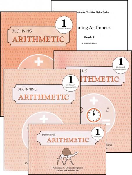 Grade 1 Math Set