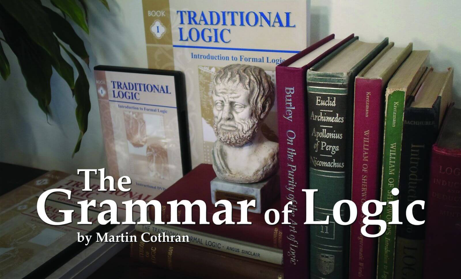 Grammar of Logic