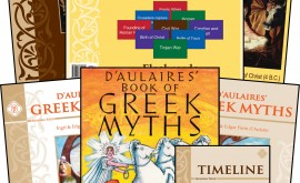 Greek Myths & Timeline Program Module (two year pace) (3-6) not chronological