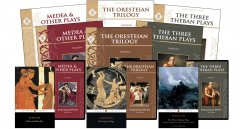 Greek Tragedies Complete Set