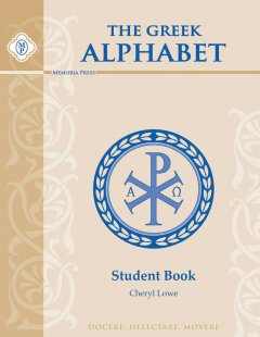 The Greek Alphabet Student Book