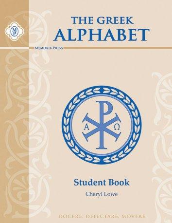 The Greek Alphabet Student Book