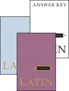 Henle Latin I Set (Text, Key, Grammar)