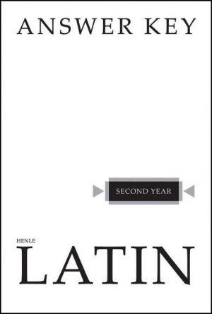 Henle Latin II Answer Key
