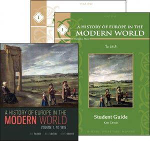 HIstory of Europe in the Modern World Vol. 1