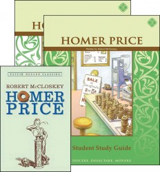Homer Price Set